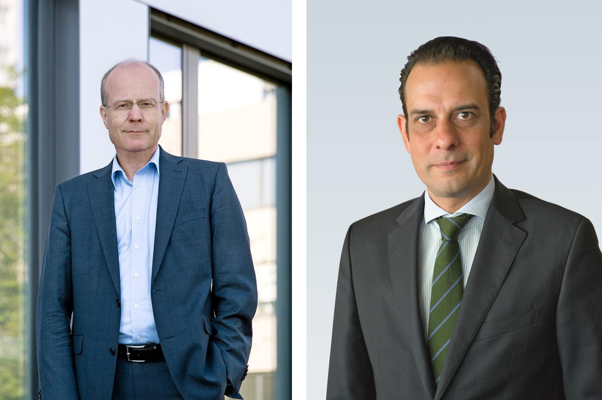Top management newly formed: Samiron Mondal and Stefan Wissing to complement the management at Siempelkamp Holding