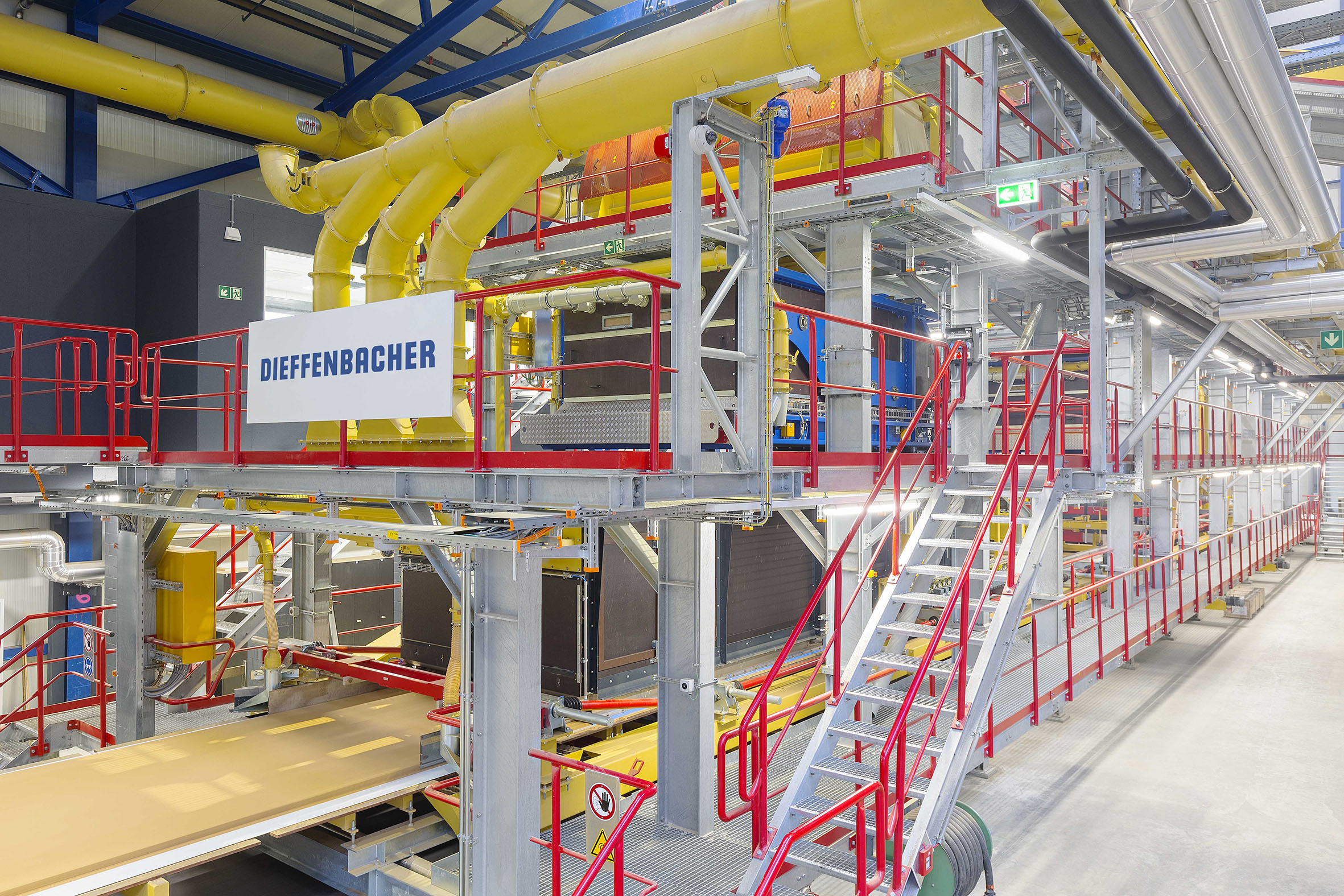 Modernizations for greater efficiency DIEFFENBACHER customers make their plants fit for the future